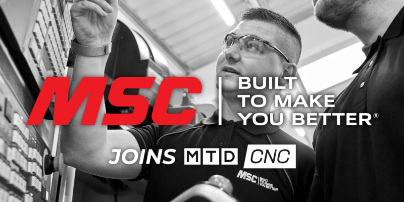 MSC Industrial Supply Co. joins MTD