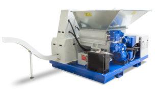 Brikstar iSwarf 450 / 550 Briquetting machine range