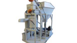 Automatic swarf centrifuge systems and crushers