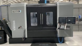 VMX60Ti 3-Axis Machining Centre with WinMax 5 control