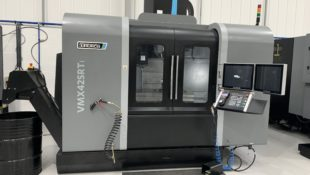 EX DEMO VMX42SRTi – 5 Axis Machining Centre with WinMax 5 control (Swivel head)