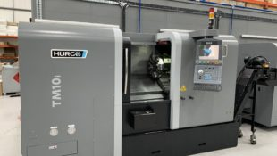Used TM10i Turning Centre from Hurco