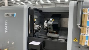 New TM12 i Hurco turning centre for sale