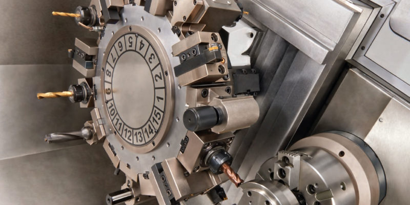 Subcontractor Chooses Italian Lathe To Cope With Upsurge In Medical Work