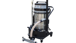 Sofraper APS Industrial Dust, Swarf and Fluid Vacuum Cleaners