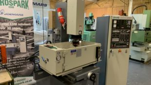 Joemars JMNC50 CNC Spark Erosion EDM Machine