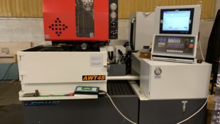 Joemars AWT4S Wire Erosion EDM Machine