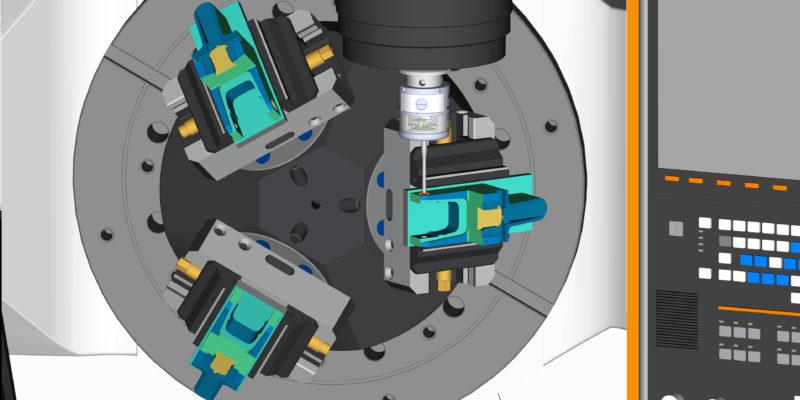 ESPRIT Announces Extended Support for Mazak Smooth Ai CNC
