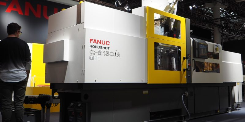 AUTO-MOULDING: FANUC UK TO HOST DEDICATED AUTOMATION EVENT FOR INJECTION MOULDERS