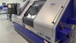 Star ST-38 Sliding Head Lathe – Available from Stock