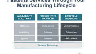 Fastems Services – lifelong support in availability, productivity and lifecycle management