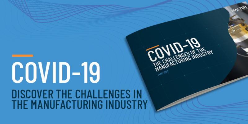 HALTER CEO Wouter van Halteren on results of COVID-19 survey