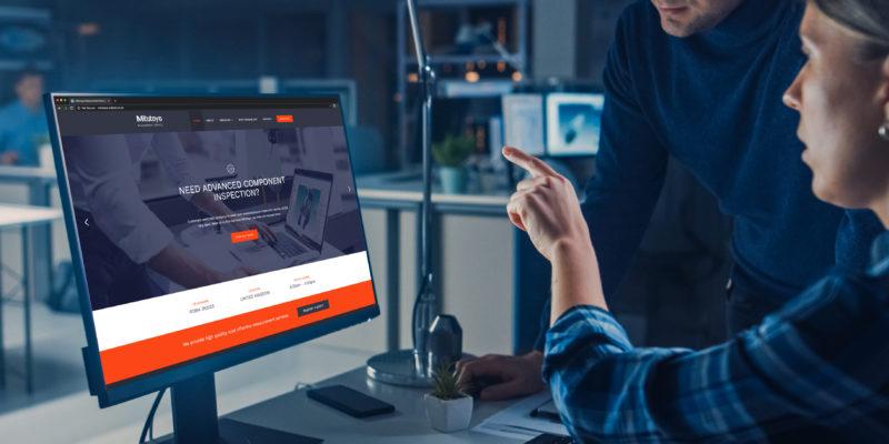 Mitutoyo launches subcontract measurement website