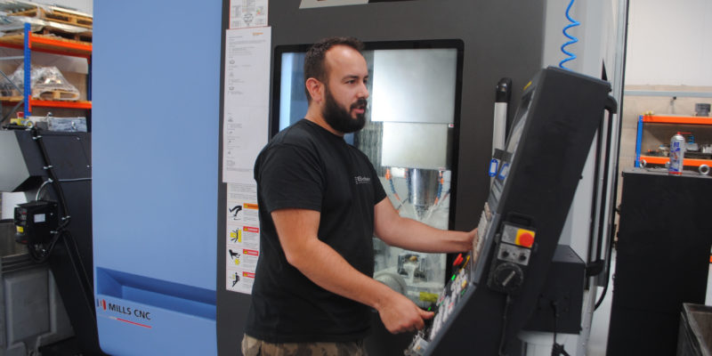 New Doosan 5-axis machine tool investment pays dividends.