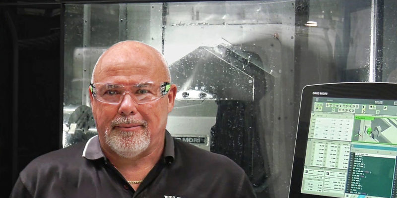DECADE-LONG ASSOCIATION WITH MACHINE TOOL SUPPLIER PAYS DIVIDENDS