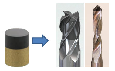 Solid PCD Endmills – a new opportunity for increased productivity for those ready to strike