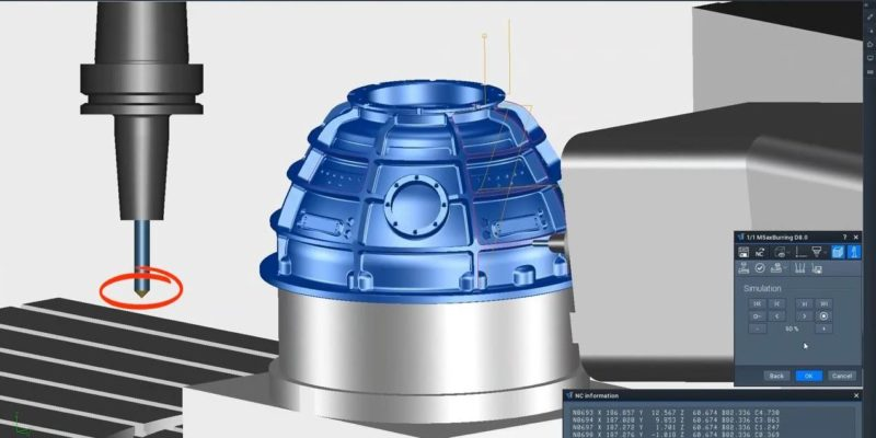 Tebis Introduces More Automation for CAD/CAM Work with the Latest Software Release