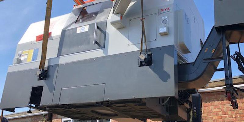 XYZ Machine Tools machine loan helped JRE Precision meet ventilator demand