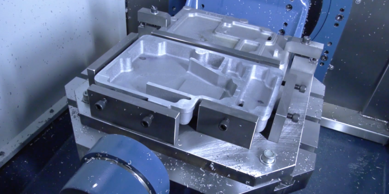 Luff Engineering invest in ROMI 5 axis technology