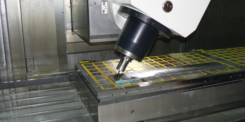 Burr OAK Tool Slashes Production Time with ESPRIT