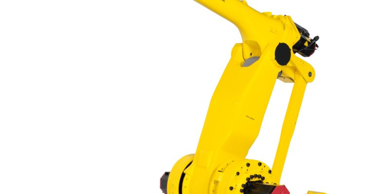 LONG REACH WITH A HIGH PAYLOAD: FANUC EXPANDS M-900 SERIES