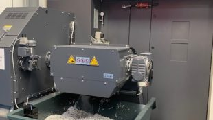 GROB G550T EX-DEMO 5 AXIS MILL-TURN MACHINE (HIGH SPEC.)