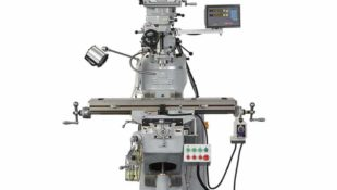 Ex Demo XYZ 1500 Manual Turret Mill with 2 Axis DRO