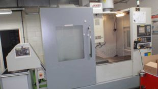 Used XYZ 1060 HS VMC (2009)