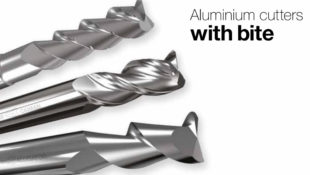 Quickgrind Alligator and Caiman – high productivity machining of aluminium and other non-ferrous materials