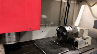 ***SPECIAL OFFER*** CINCINNATI LANCER 1500 WITH 4TH AXIS & 10″ ROTARY TABLE