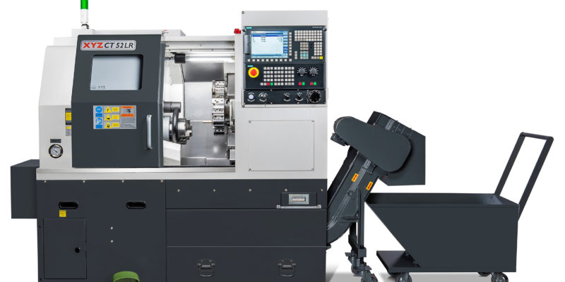 XYZ Machine Tools extends turning centre range with two new models