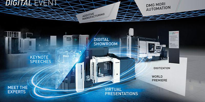 DMG MORI DIGITAL EVENT 6th – 9th October 2020