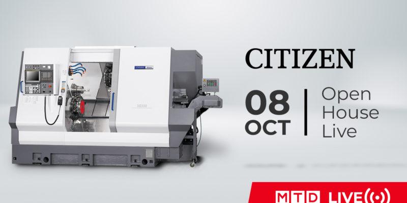 Citizen Go Live – This Thursday