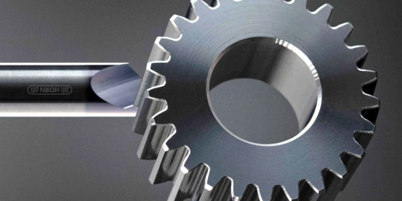 Defined Chamfering Deburrs Gears In Seconds