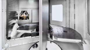 GROB 350 Pallet Change machine EX-DEMO / SHORT LEAD