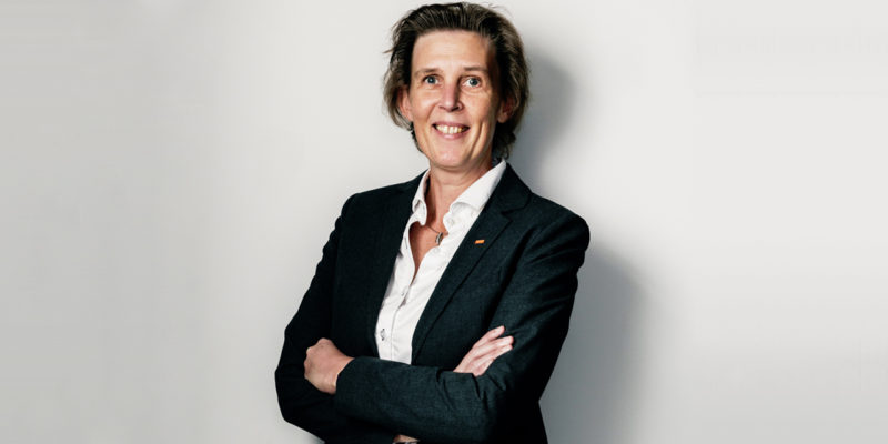 Sandvik Coromant is proud to announce the induction of global president, Nadine Crauwels, into the inaugural class of the Women in Manufacturing (WiM) Hall of Fame.