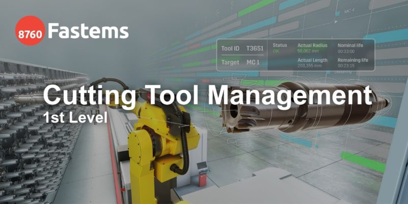 Cutting Tool Management – Avoid Idle Time with Predictive Planning