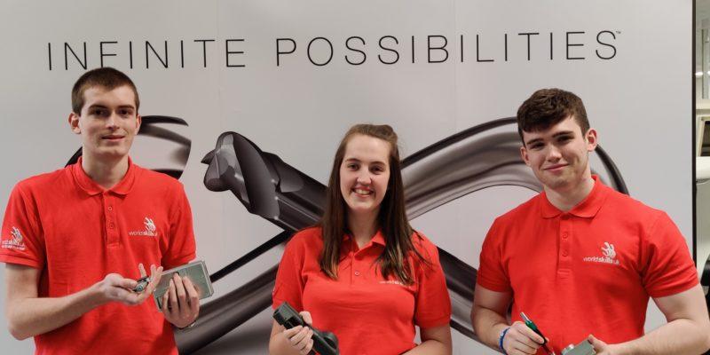 Quickgrind Prepares Apprentices for 'WorldSkills' Event