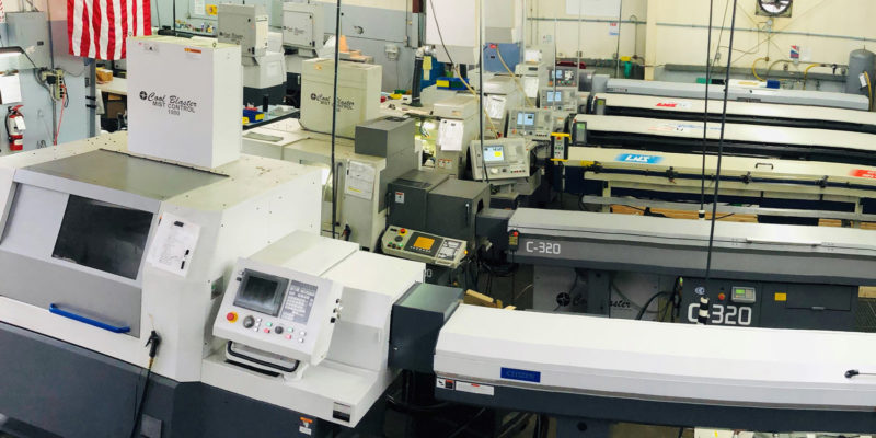ESPRIT: The Right Choice for Swiss Machining