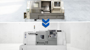 Second hand lathes | 100% reconstructed by the manufacturer | Check models
