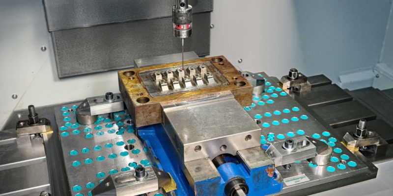 PLASTIC INJECTION MOULDER UPGRADES TOOLROOM