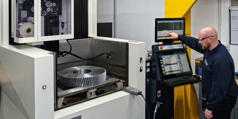 DOUBLING OF TURNOVER PROMPTS MACHINE TOOL INVESTMENT
