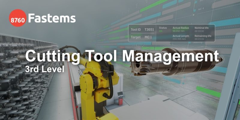 Cutting Tool Management – Increase Flexibility and Lights-out Time with Shared Tools