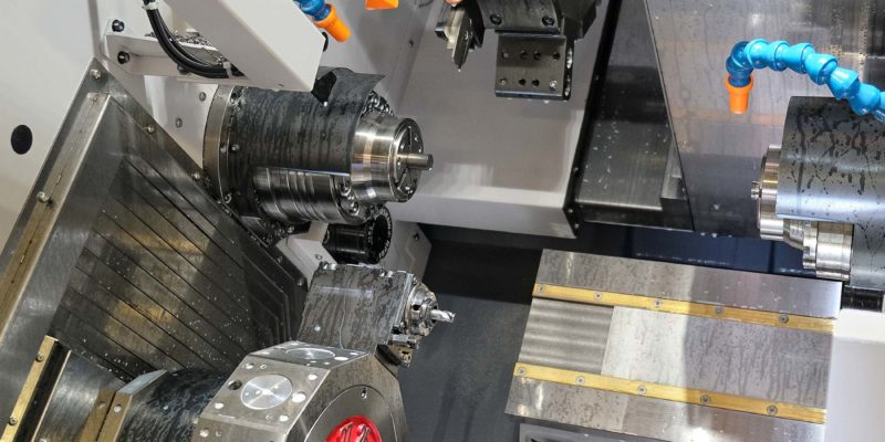 Fixed-Head Turning Up To 40% Faster And  Tool Life Doubled On Sliding-Head Lathe