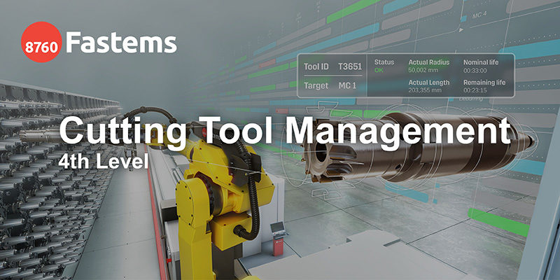 Cutting Tool Management – Save Time by Automating Tool Reworking