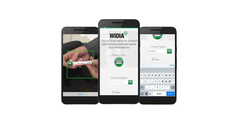 New Tooling App From WIDIA