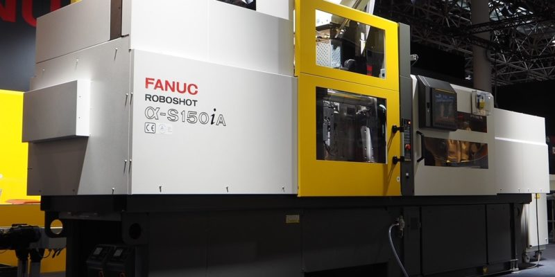 COUNTDOWN TO FANUC UK'S INAUGURAL INJECTION MOULDING VIRTUAL EVENT