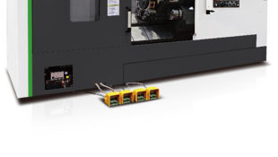 DL25SY – CNC sub-spindle Y-axis turning centre with barfeed