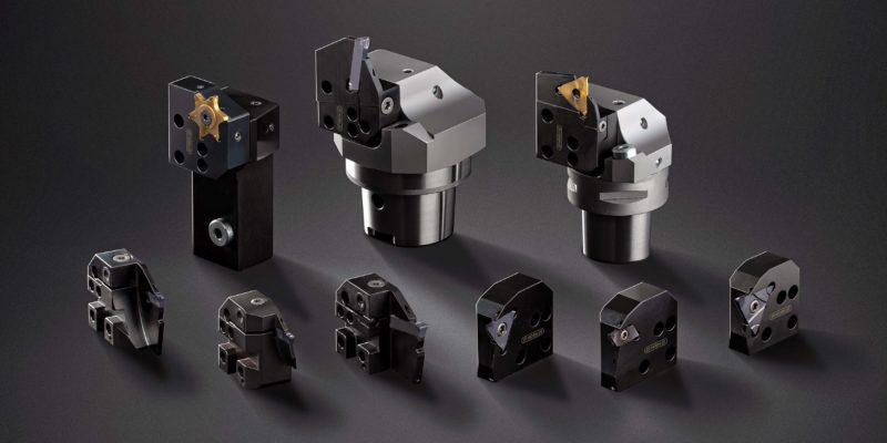 Horn Expands Cartridge Tooling System For Grooving And Parting-Off