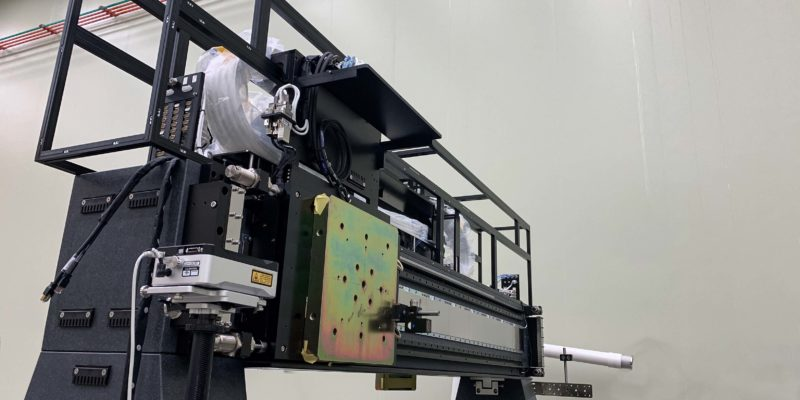 VAD Instrument chooses Renishaw's UHV optical encoders for motion platforms